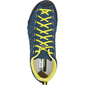 Scarpa Highball Chaussures Homme, ocean/bright yellow